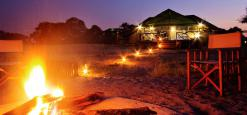 Camp Savuti, Chobe, Botswana