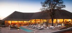 Chobe Bush Lodge, Botswana