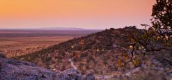 Dolomite Resort, Etosha, Namibië
