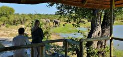 Ghoha Hills, Savute, Chobe, Botswana