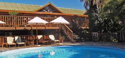 Graywood Hotel, Knysna, Zuid-Afrika