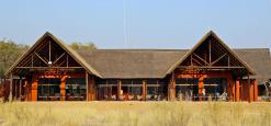 Hobatere Lodge, Namibië