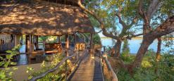 Kasaka River Lodge, Lower Zambezi, Zambia