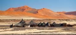 Kulala Desert Lodge, Namib Naukluft Park, Namibië