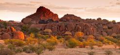 Mowani Mountain Camp, Twijfelfontein, Namibië