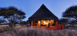 Okonjima Luxury Bush Camp, Namibia