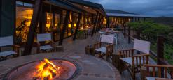Rhino Ridge Safari Lodge, Hluhluwe iMfolozi Game Reserve, Zuid-Afrika
