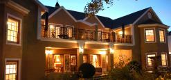 Rusthuiz Guest House, Stellenbosch, Zuid-Afrika