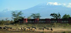 Amboseli Serena Safari Lodge Kenia