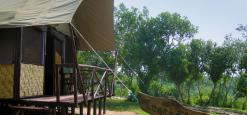 The Bush Lodge, Queen Elizabeth National Park, Uganda