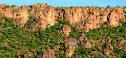 Waterberg Plateau Lodge, Namibië