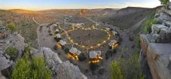 Dwyka Tented Lodge, Sanbona Wildlife Reserve, South Africa