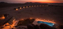 Desert Quiver Camp, Sossusvlei, Namibia