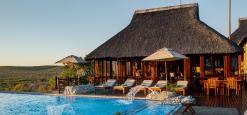 Epacha Game Lodge & Spa, Etosha, Namibia