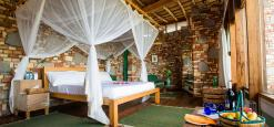 Kyambura Gorge Lodge, Queen Elizabeth National Park, Uganda