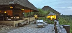 Mazike Valley Lodge, Queen Elizabeth National Park, Uganda