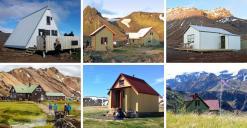 Ferðafélag Íslands Mountain Huts, Iceland