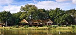 Simbavati River Lodge, Timbavati Private Game Reserve, South Africa