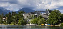 Hotel Park, Bled, Slovenia