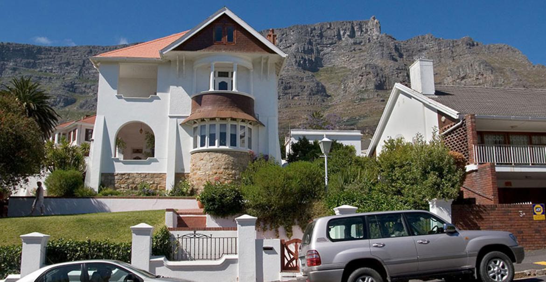Abbey Manor, Kaapstad, Zuid-Afrika