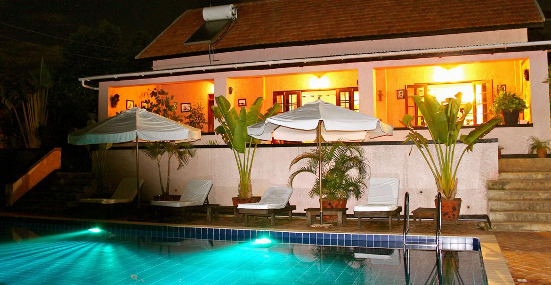 The Boma Hotel, Entebbe, Uganda