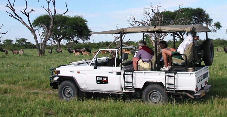 DrumBeat Mobile Camp, Botswana