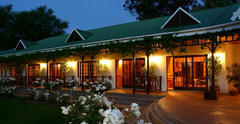 Hlangana Lodge, Oudtshoorn, Zuid-Afrika