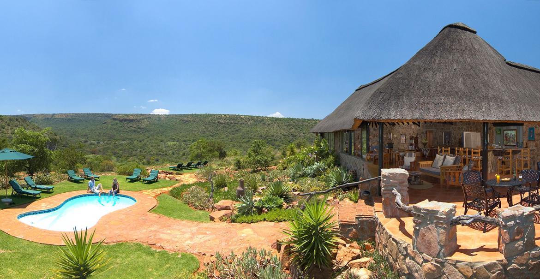 Iketla Lodge, Zuid-Afrika