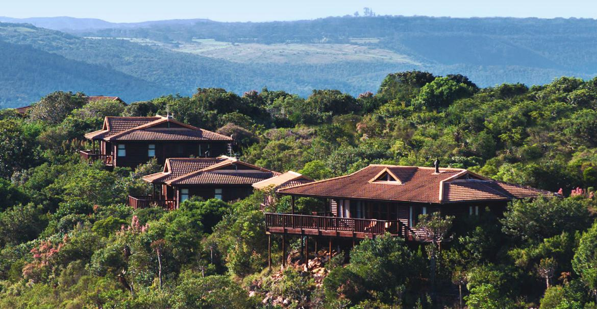 Kariega Main Lodge, Zuid-Afrika