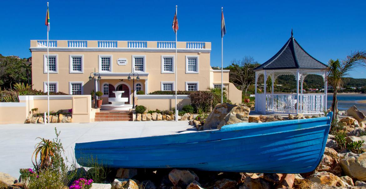 Milkwood Manor on Sea, Plettenberg Bay, Zuid-Afrika