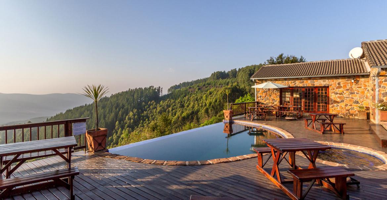 Misty Mountain, Long Tom Pass, Zuid-Afrika