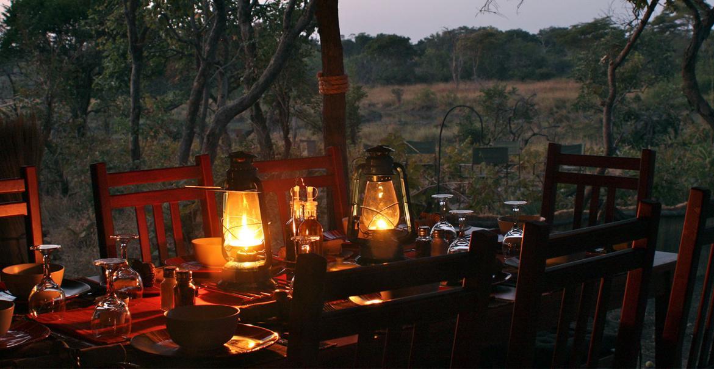 Musekese Camp, Kafue, Zambia