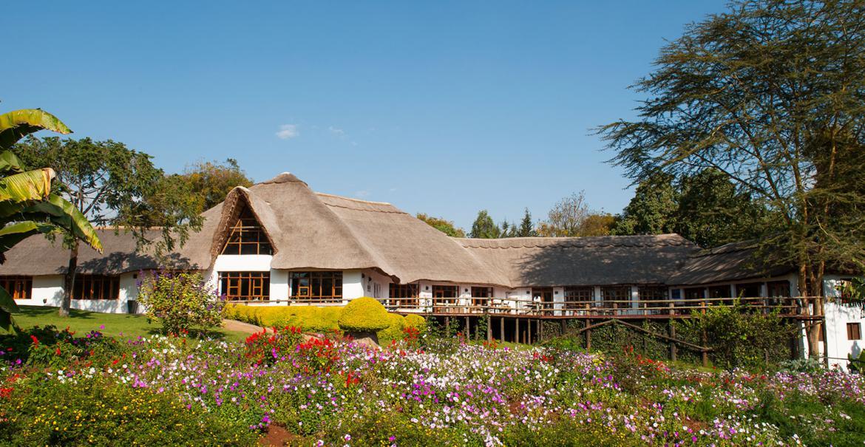 Ngorongoro Farm House, Tanzania