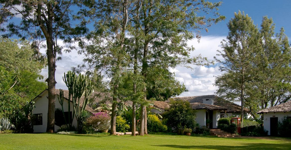 The Plantation Lodge, Ngorongoro, Tanzania