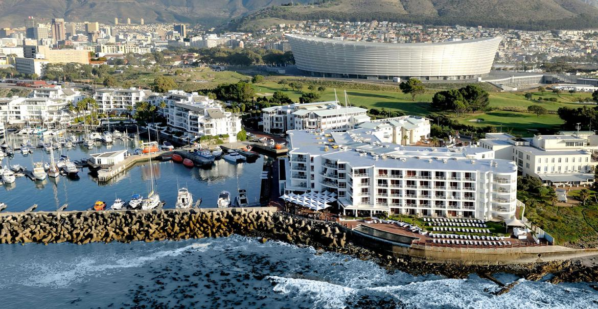 Radisson Blu Hotel Waterfront, Cape Town, South Africa