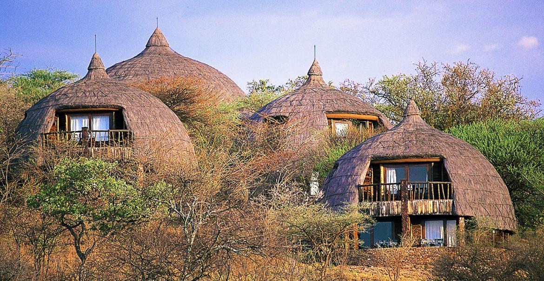 Serengeti Serena Safari Lodge, Serengeti National Park, Tanzania