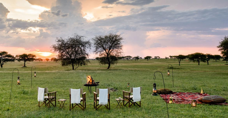 Singita Sabora Tented Camp, Serengeti, Tanzania
