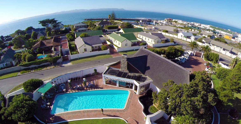 WhaleRock Luxury Lodge, Hermanus, Zuid-Afrika