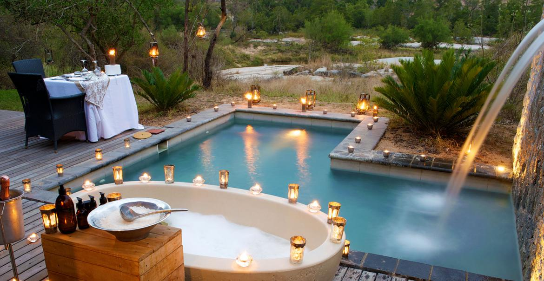 Londolozi Private Granite Suites, Sabi Sand, South Africa