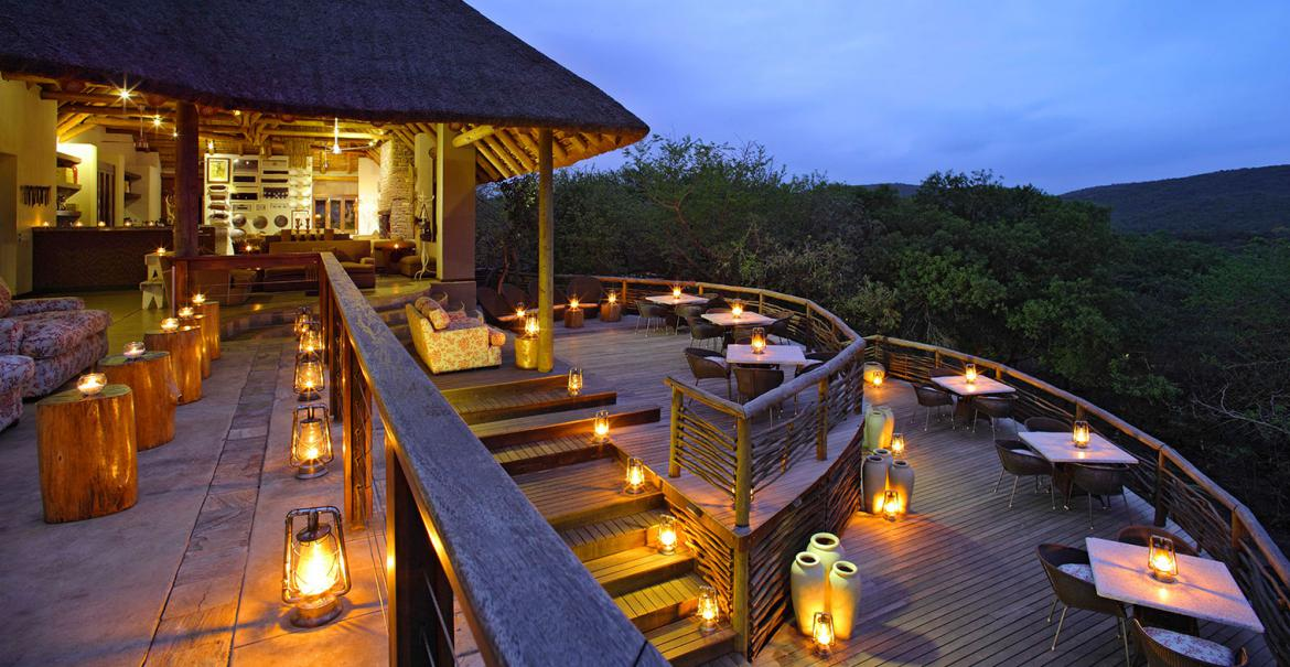 Phinda Mountain Lodge, South Africa