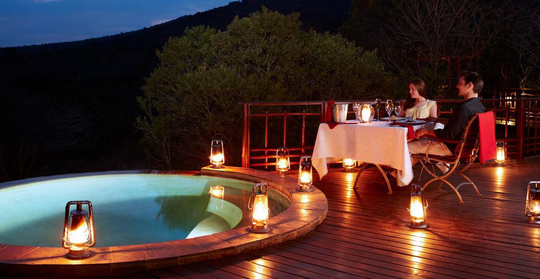 Thanda Safari Lodge, South Africa