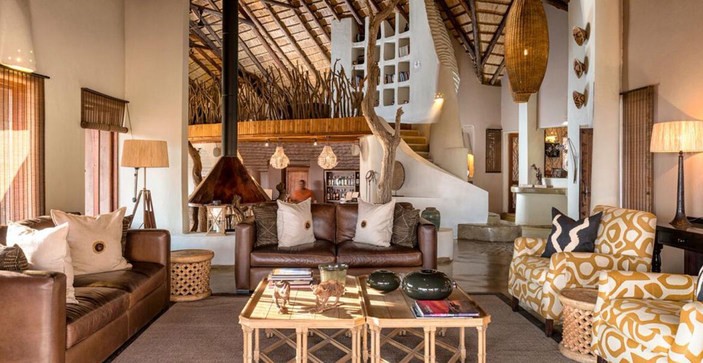 Impodimo Game Lodge, Madikwe, South Africa