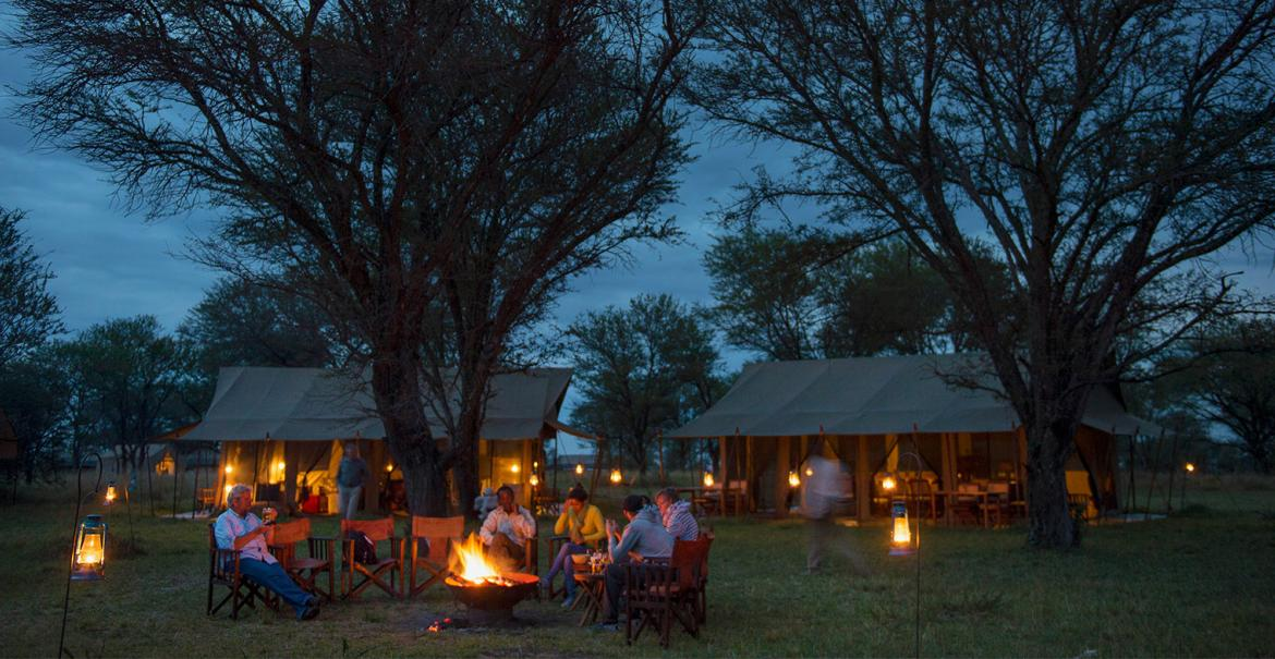 Kimondo Migration Camp, Serengeti, Tanzania