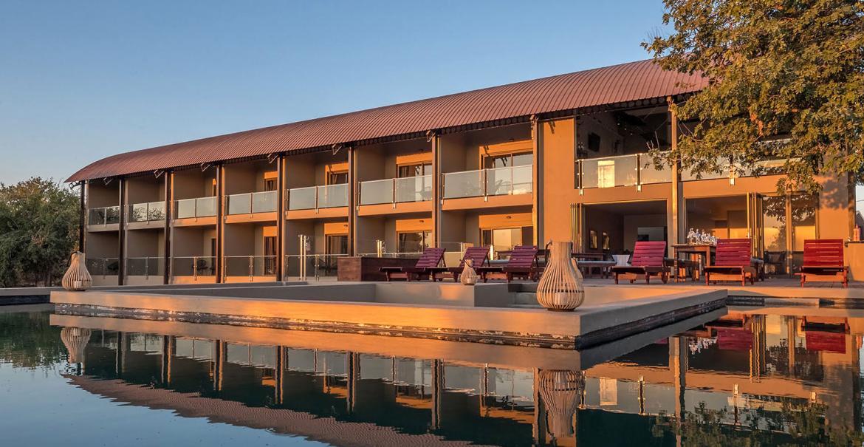 Pangolin Chobe Hotel, Kasane, Botswana