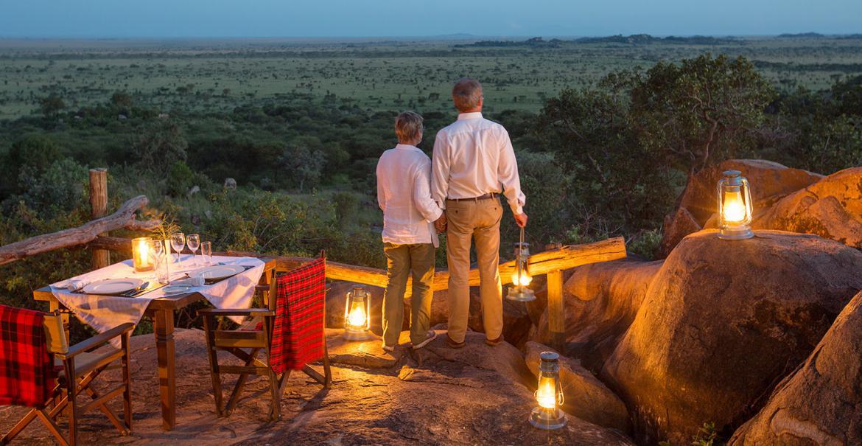 Serengeti Pioneer Camp, Tanzania