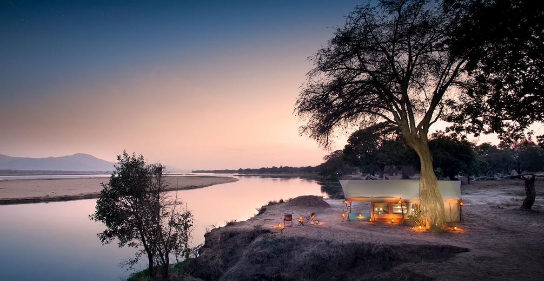 Zambezi Expeditions, Mana Pools, Zimbabwe