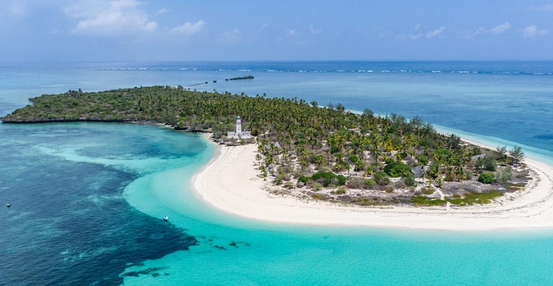 Fanjove Private Island, Songosongo Archipelago, Tanzania
