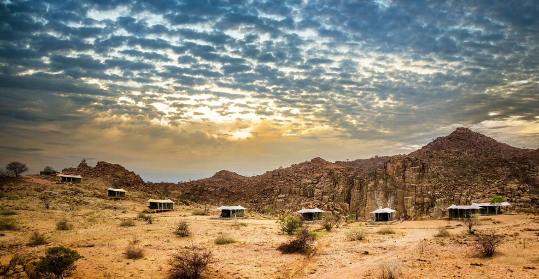 Ozondjou Trails, Damara Region, Namibia