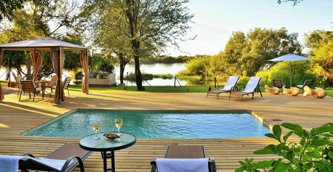 River View Lodge, Kasane, Botswana
