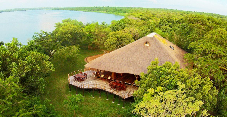 Baker's Lodge, Murchison Falls, Uganda
